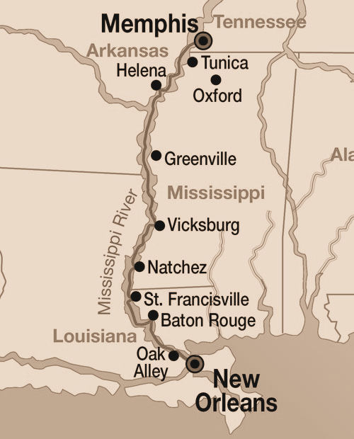 Top Mississippi Steamboat Tours